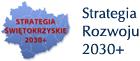 Baner Strategia Województwa Świętokrzyskiego 2030+