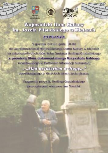 Grudzińsk Plakat