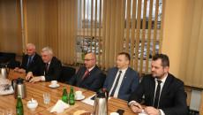 Spotkanie marszałka ze starostami