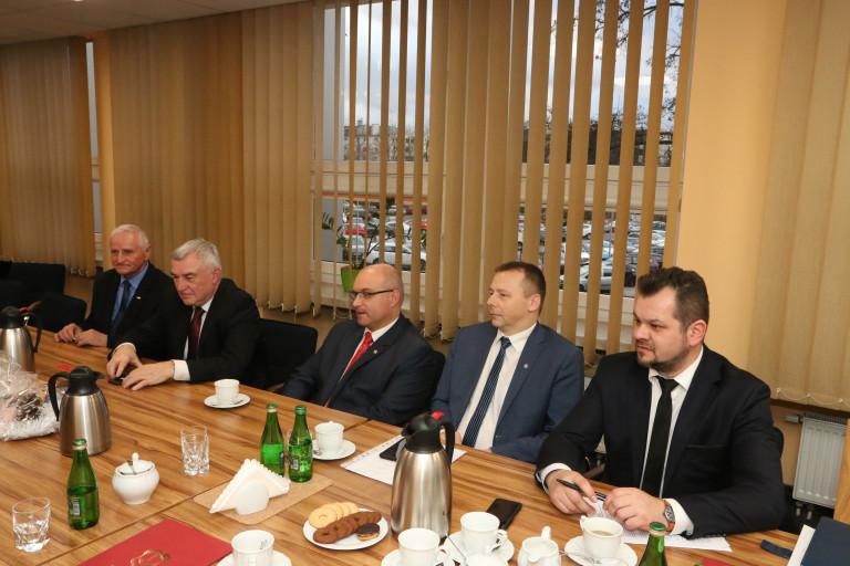Współpraca trzech powiatów dla lepszego wykorzystania środków unijnych