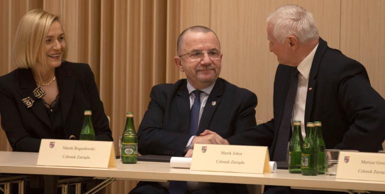 Marek Bogusławski drugim wicemarszałkiem województwa świętokrzyskiego