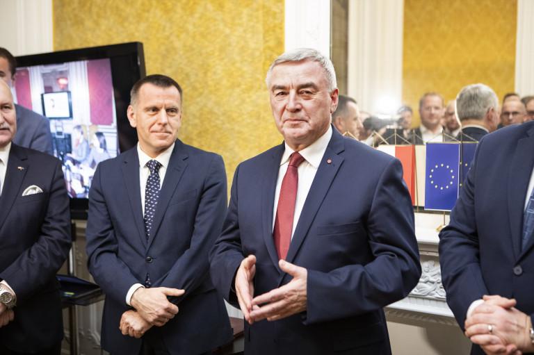 Spotkanie Wigilijne W Domu Polski Wschodniej W Brukseli Widok Ogólny