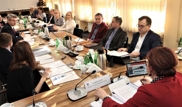 Obradowały kolejne Komisje Sejmiku
