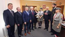 Przekazanie Betlejemskiego Światła Pokoju Zarządowi Województwa Świętokrzyskiego I Przewodniczącemu Sejmiku (4)