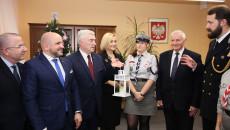 Przekazanie Betlejemskiego Światła Pokoju Zarządowi Województwa Świętokrzyskiego I Przewodniczącemu Sejmiku (5)