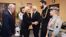Przekazanie Betlejemskiego Światła Pokoju Zarządowi Województwa Świętokrzyskiego I Przewodniczącemu Sejmiku (7)