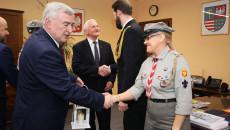 Przekazanie Betlejemskiego Światła Pokoju Zarządowi Województwa Świętokrzyskiego I Przewodniczącemu Sejmiku (8)