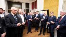 Spotkanie Wigilijne W Domu Polski Wschodniej W Brukseli Widok Ogólny (zdjęcie Zbiorowe) (14)