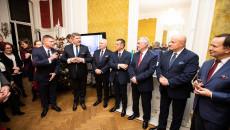 Spotkanie Wigilijne W Domu Polski Wschodniej W Brukseli Widok Ogólny (zdjęcie Zbiorowe) (15)