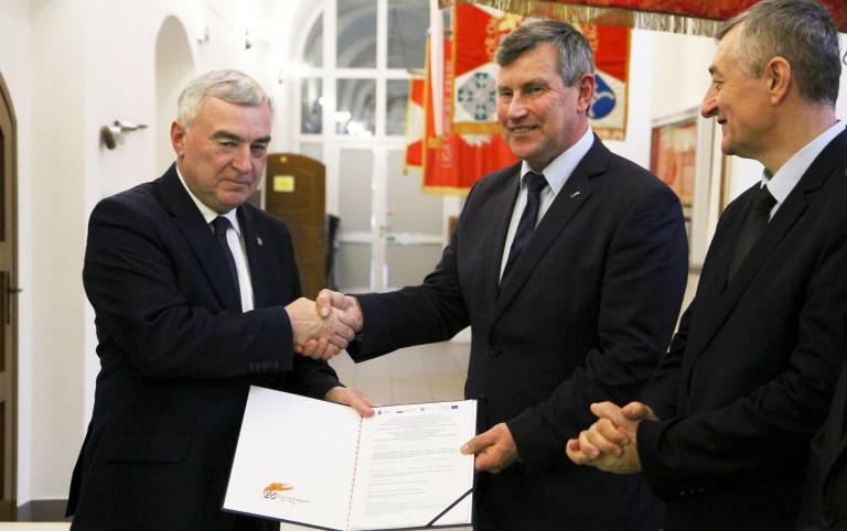 Wizyta Marszałka W Pińczowie (26)