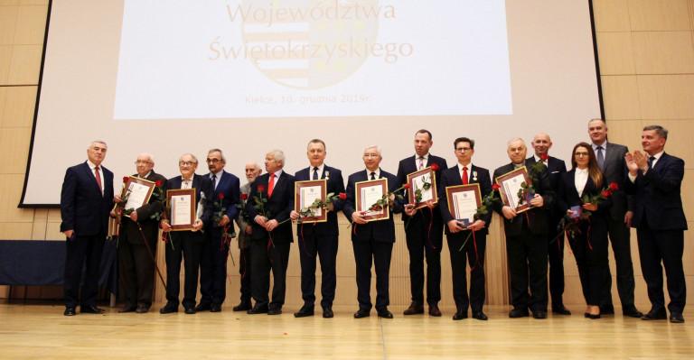 Zasłużeni Dla Regionu Otrzymali Odznakę Honorową Województwa Świętokrzyskiego (31)