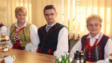 Członkowie Zespołu Świętokrzyskie Jodły