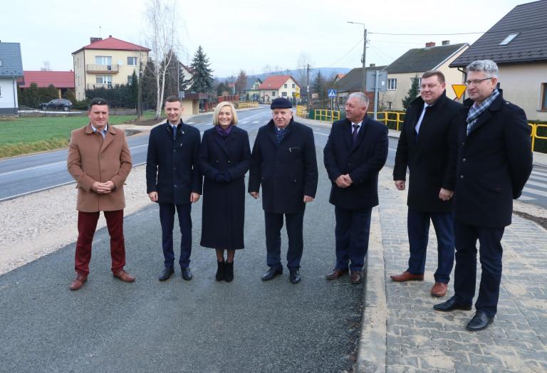 Bezpieczniejsze drogi w gminie Strawczyn