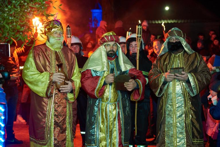 Świętokrzyska Pasterka w Kaplicy Betlejemskiej