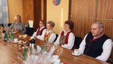 Spotkanie Wicemarszałek Z Cczłonkami Zespołu Świętokrzyskie Jodły