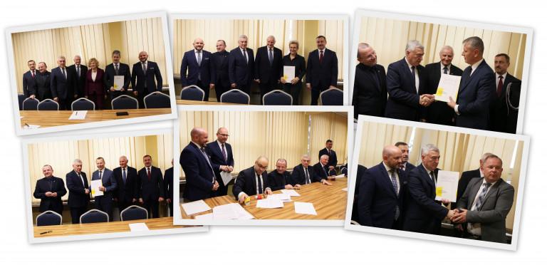 umowy na termomodernizację, rewitalizację z RPO wŚ, styczeń 2020