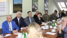 posiedzenie Zespołu Regionalnego z udziałem członka Zarządu Województwa Mariusza Goska 10 stycznia 2020