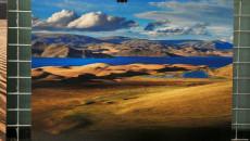 wystawa fotograficzna prezentująca Mongolię w Kielcach