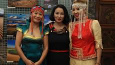 kultura mongolska prezentowana w WDK w Kielcach podczas uroczystości 70-lecia współpracy pomiędzy RP i Mongolią