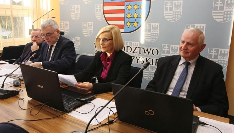 Obradował Zarząd Województwa Świętokrzyskiego