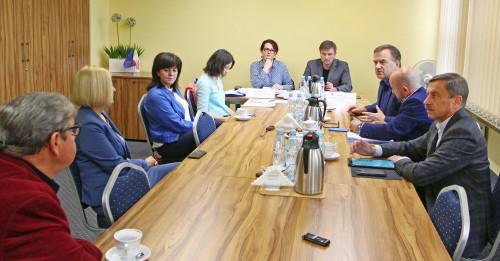 Komisja Budżetu I Finansów