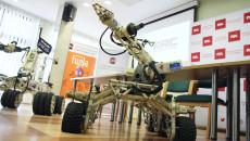 Konferencja Szóstej Edycji Międzynarodowych Zawodów Robotów Marsjańskich European Rover Challenge (12)