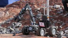 Konferencja Szóstej Edycji Międzynarodowych Zawodów Robotów Marsjańskich European Rover Challenge (14)