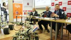 Konferencja Szóstej Edycji Międzynarodowych Zawodów Robotów Marsjańskich European Rover Challenge (2)