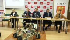 Konferencja Szóstej Edycji Międzynarodowych Zawodów Robotów Marsjańskich European Rover Challenge (7)