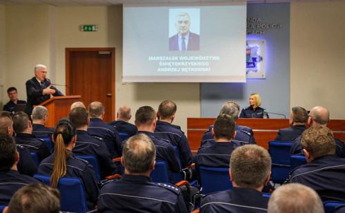 Narada Świętokrzyskiej Policji (2)