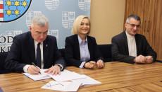 Podpisanie Umów Na Dofinansowanie Projektów RpowŚ 2014 – 2020 Dot. Szkolnictwa Zawodowego, Zdrowia Pracowników Oraz Długotrwałej Opieki Medycznej (4)