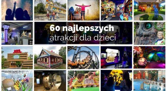 Zagłosuj na świętokrzyskie turystyczne atrakcje dla dzieci