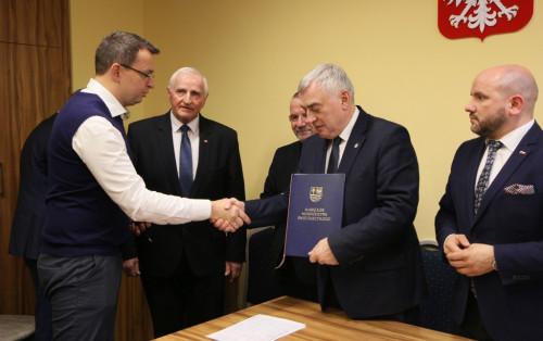 Tergon – Spółka Z Siedzibą W Kielcach Konrad Klimkowski – Prezes Zarządu