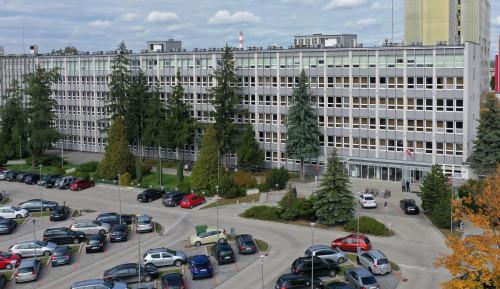 Budynek Urzędu Marszałkowskiego w Kielcach