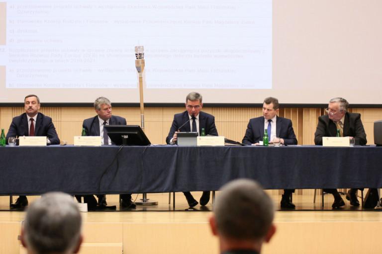 XVIII sesja Sejmiku Województwa Świętokrzyskiego