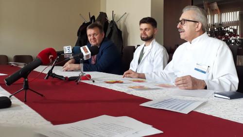 Konferencja w Świętokrzyskim Centrum Onkologii poświęcona Światowemu Dniu Walki z Rakiem