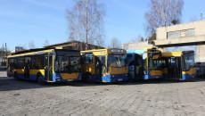 Konferencja Prasowa W Starachowicach Poświęcona Decyzji O Przyznaiu środków Na Niskoemisyjny Transport Publiczny 11
