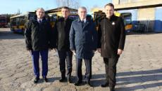 Konferencja Prasowa W Starachowicach Poświęcona Decyzji O Przyznaiu środków Na Niskoemisyjny Transport Publiczny 12