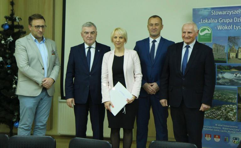 Podpisanie Umów Lgd Wokół Łysej Góry W Bielinach, 15.01.2020 5