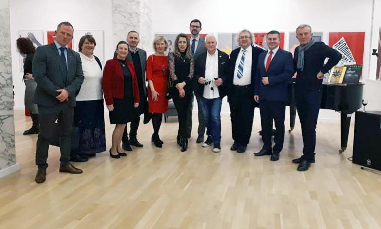 Wizyta Delegacji Z Urzędu Marszałkowskiego I Regionalnej Organizacji Turystycznej Na Słowacki Styczeń 2020 1 768x461