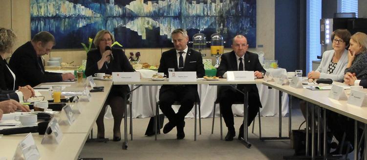 Obradowała Wojewódzka Rada Dialogu Społecznego