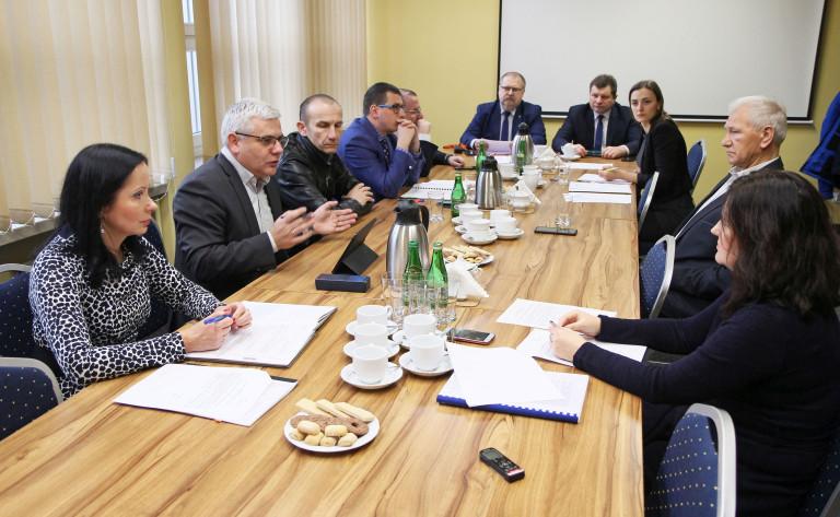 Obradowała Komisja Skarg, Wniosków i Petycji