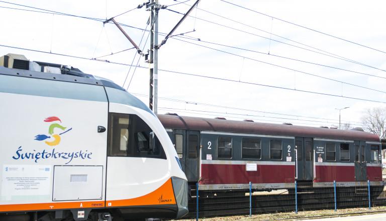 Przedłużenie terminu obowiązywania wprowadzonych ograniczeń w kursowaniu pociągów POLREGIO na terenie województwa świętokrzyskiego