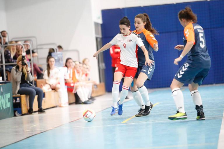 AZS UJK Kielce w gronie najlepszych drużyn w futsalu kobiet