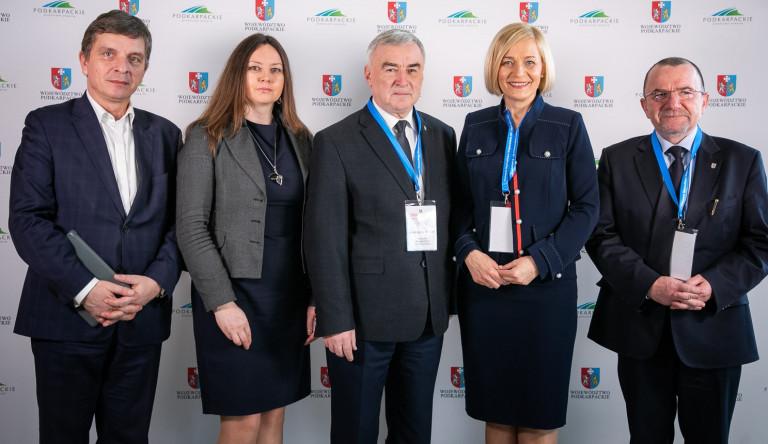 W Arłamowie na Podkarpaciu obradował Konwent Marszałków Województw