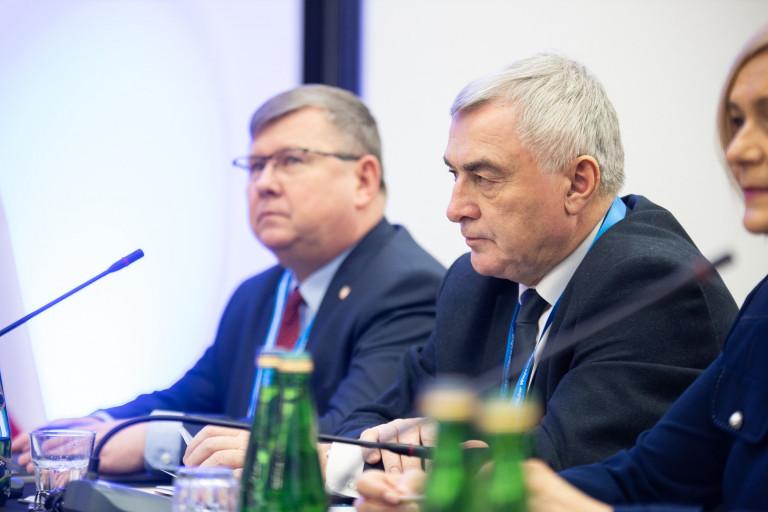 Konwent Marszałków Województw W Arłamowie, Luty 2020, Obrady
