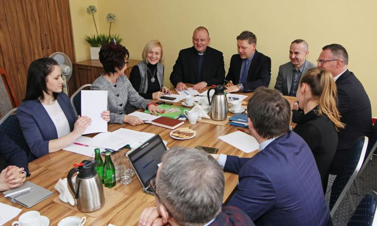 Obradowała Świętokrzyska Rada Działalności Pożytku Publicznego IV kadencji