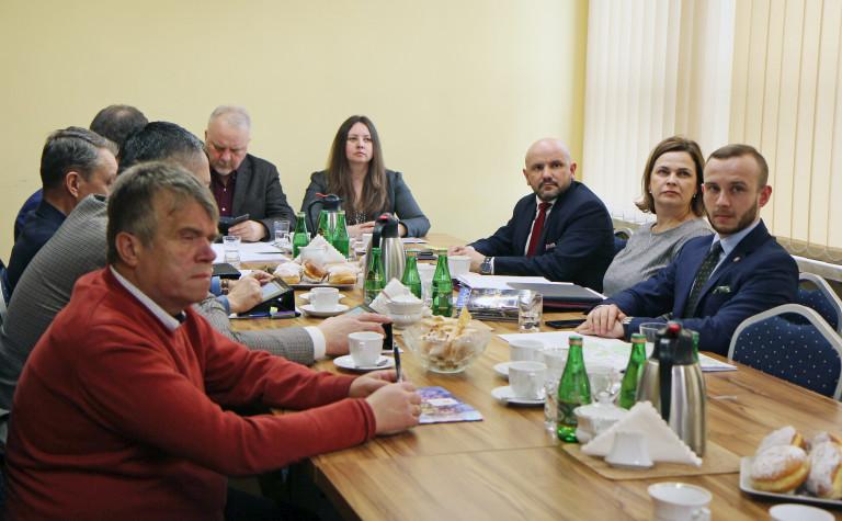 Obradowała Komisja Strategii Rozwoju, Promocji i Współpracy z Zagranicą
