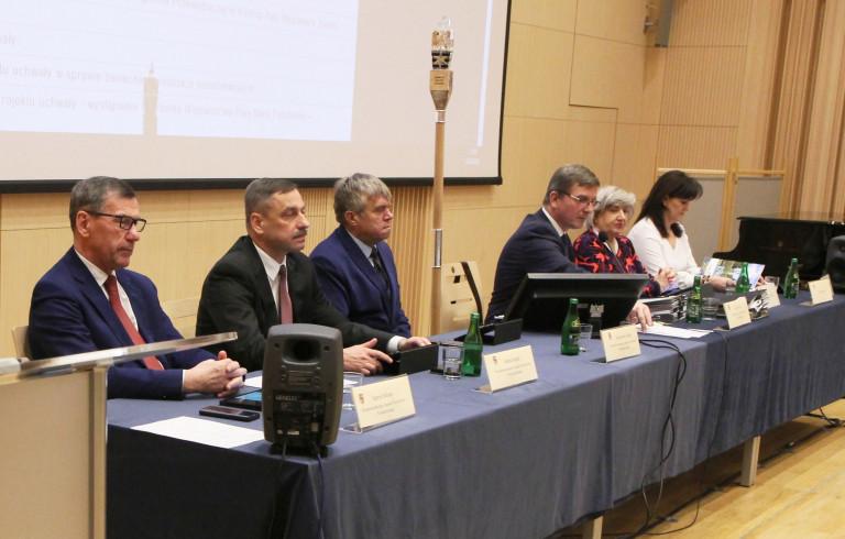 Odwołano sesję Sejmiku Województwa