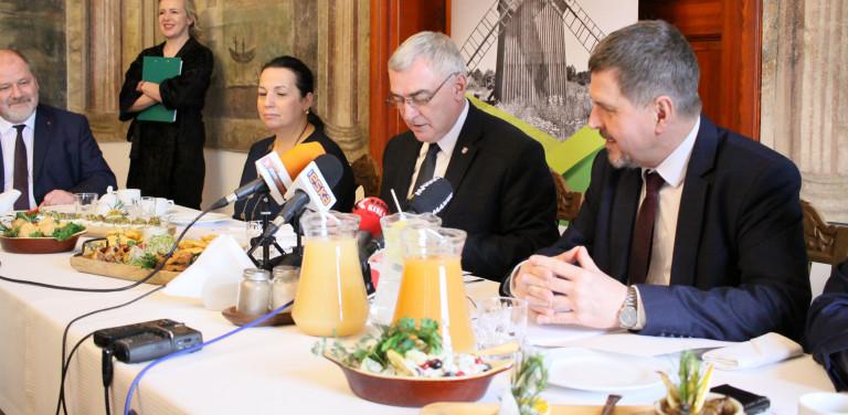 Konferencja Poświęcona Konkursowi Nasze Kulinarne Dziedzictwo